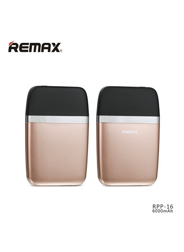 RPP-16 6000 Mah Powerbank-Remax